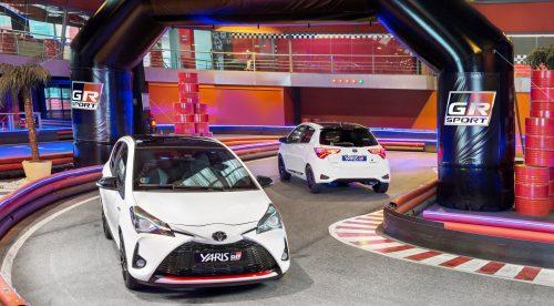 Toyota Yaris GR-Sport, un utilitario híbrido vestido de carreras
