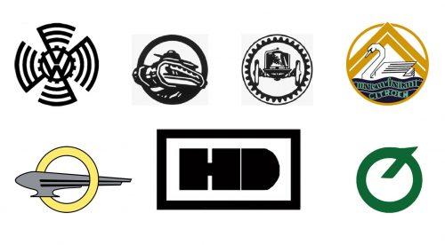 La gran evolución de los logotipos de las marcas de coches