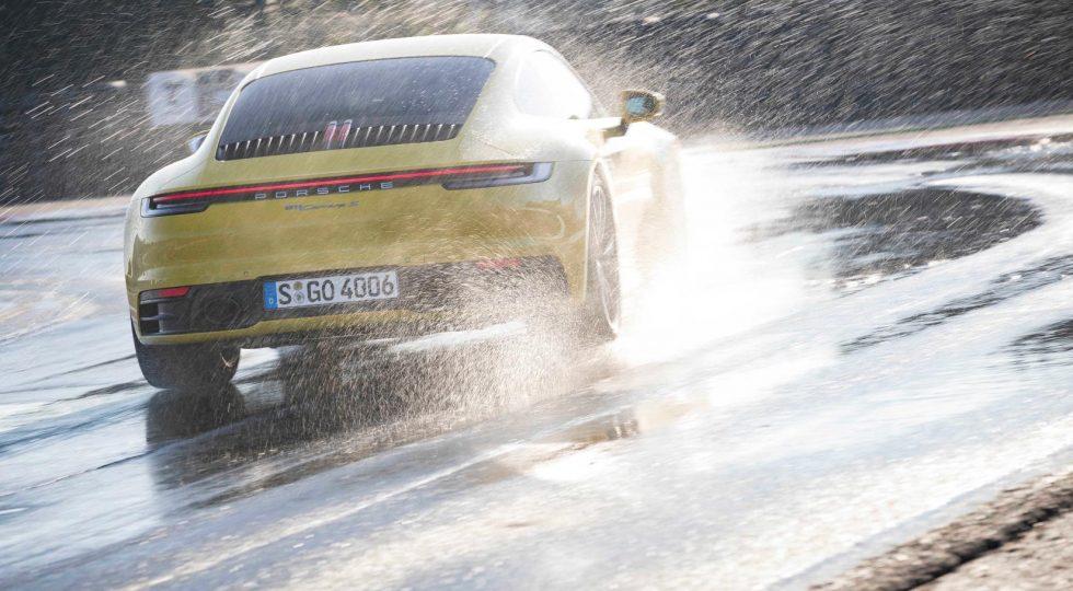 Porsche Wet