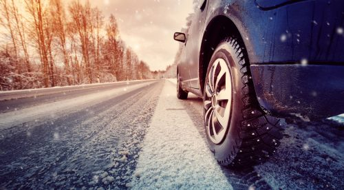 10 claves para conducir en invierno con seguridad