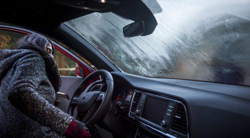 Cinco trucos para que conducir con frío no sea un problema