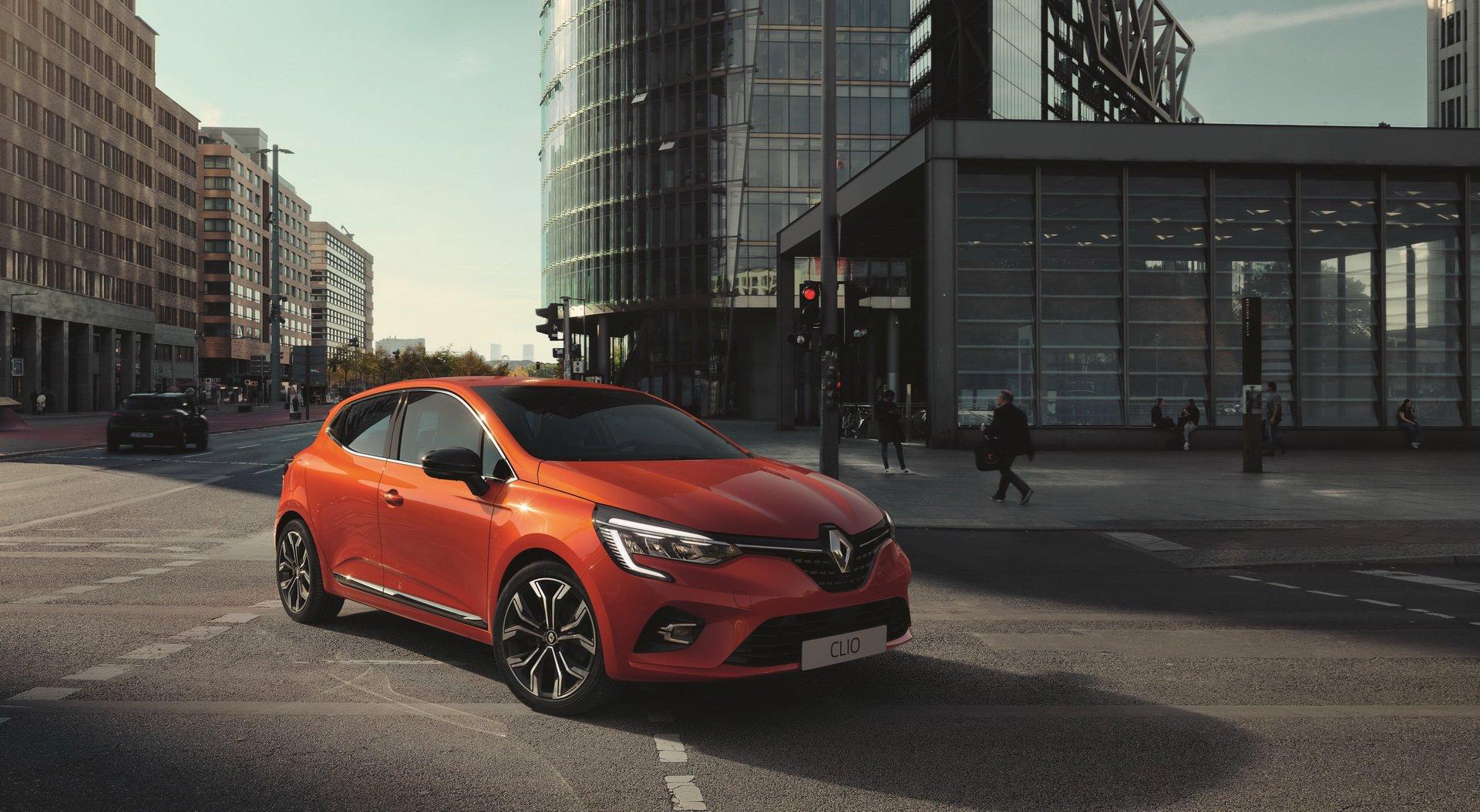 Así es la quinta generación del Renault Clio