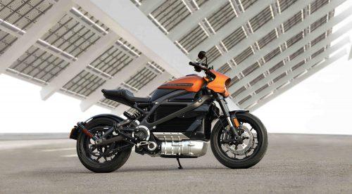 La primera Harley eléctrica de la historia costará 33.700 euros