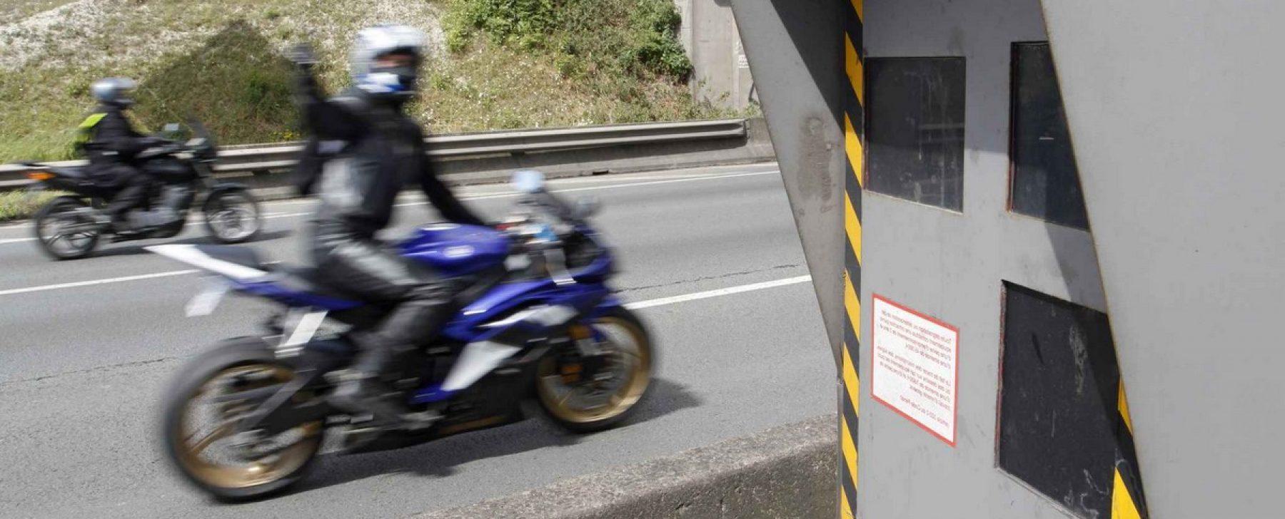 motorista multado
