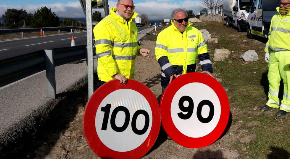 Un conductor modélico que se alza en rebelión contra los 90 km/h