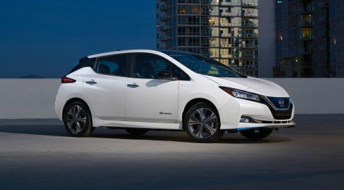 Nissan Leaf E+: 385 km de autonomía para ser más competitivo