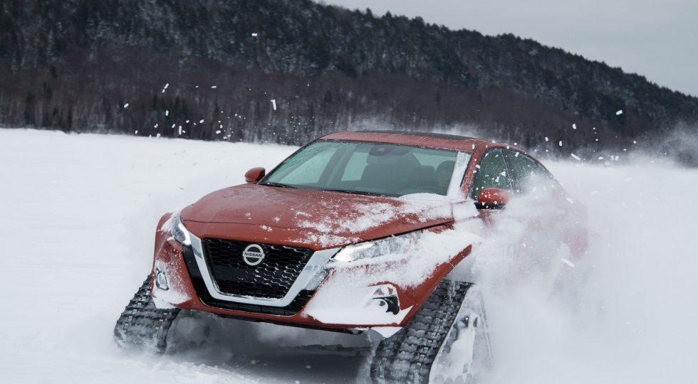 Nissan Altima-Te