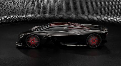 El espectacular Aston Martin Valkyrie, todavía más radical