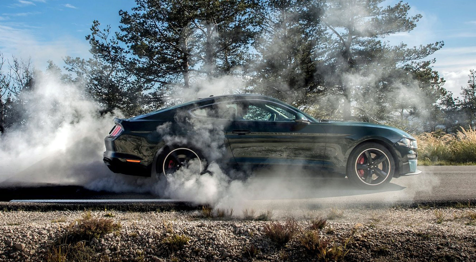 Ford Mustang Bullitt: el homenaje al clásico, en imágenes