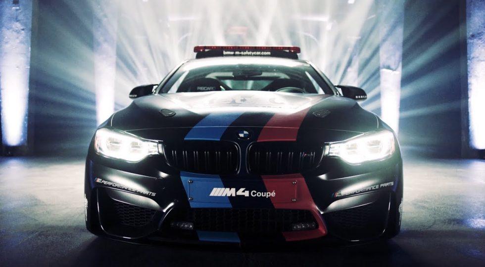 Safety Car Moto GP