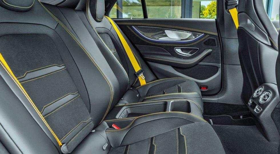 Mercedes AMG GT 4 puertas