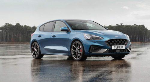 El nuevo Ford Focus ST es el más potente de la historia