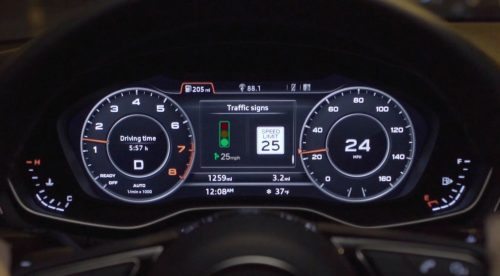 Los Audi ayudarán a evitar los semáforos en rojo