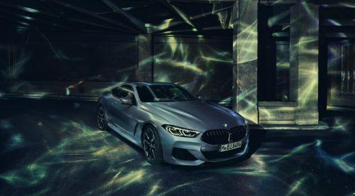 BMW fabricará 400 ejemplares de la versión más exclusiva del Serie 8