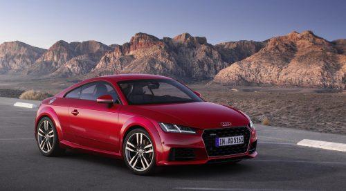 El Audi TT celebra sus 20 años con una edición especial por 64.290 euros