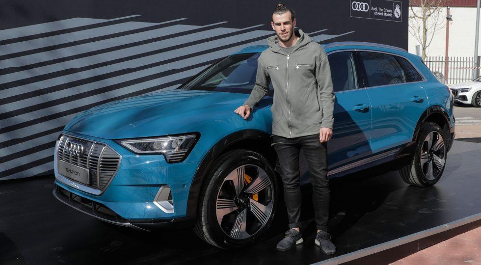 Los jugadores del Real Madrid eligen sus nuevos coches