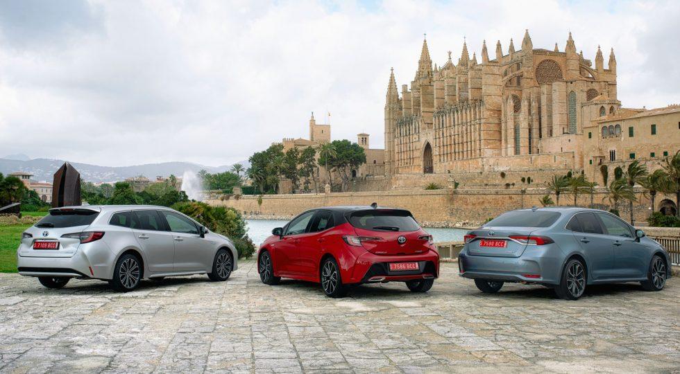 El nuevo Toyota Corolla, desde todos los ángulos