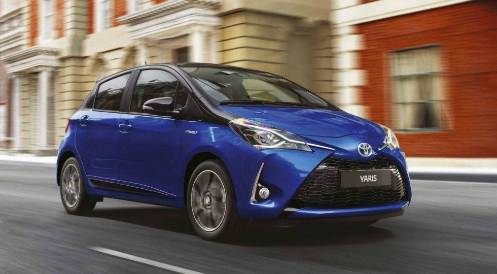 10 coches más vendidos en Europa