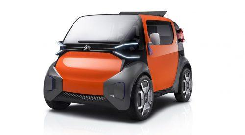Citroën Ami One Concept: un futuro eléctrico y sin carnet de conducir