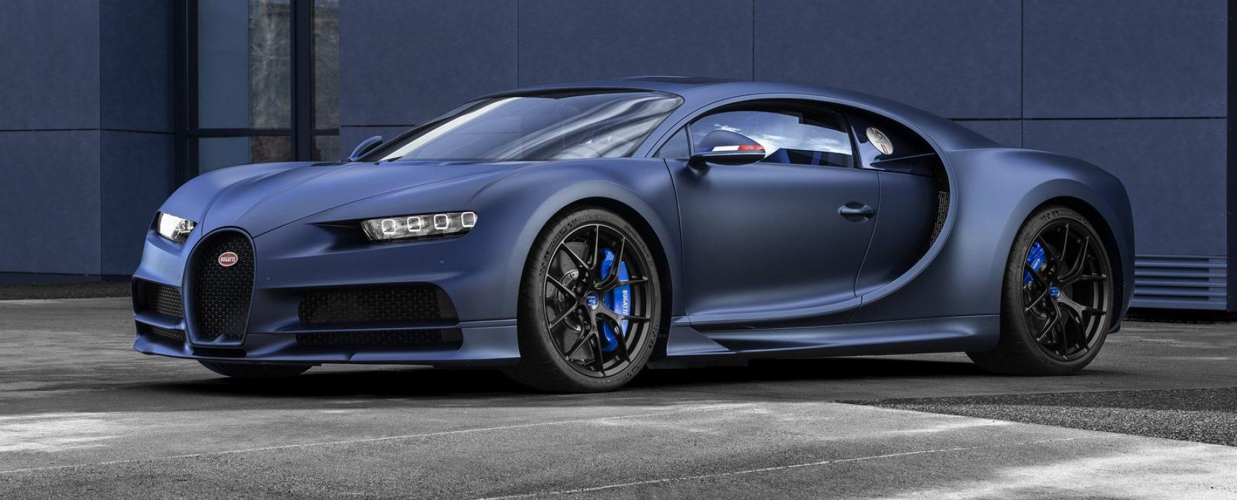 Bugatti Chiron Sport '110 Ans' Edition