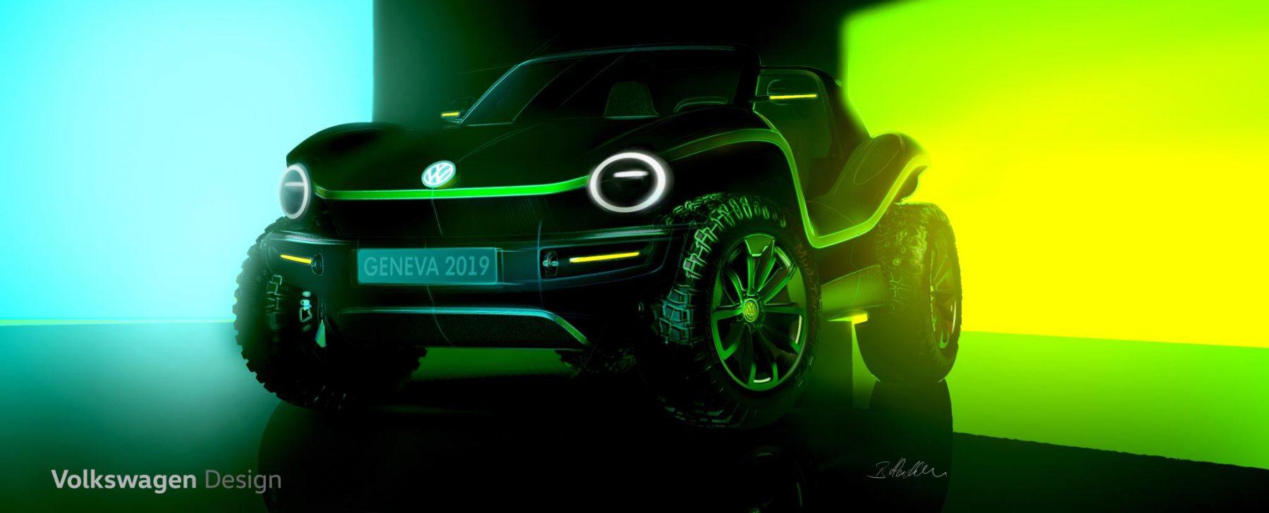Volkswagen e buggy