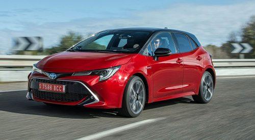 Las dos caras del nuevo Toyota Corolla