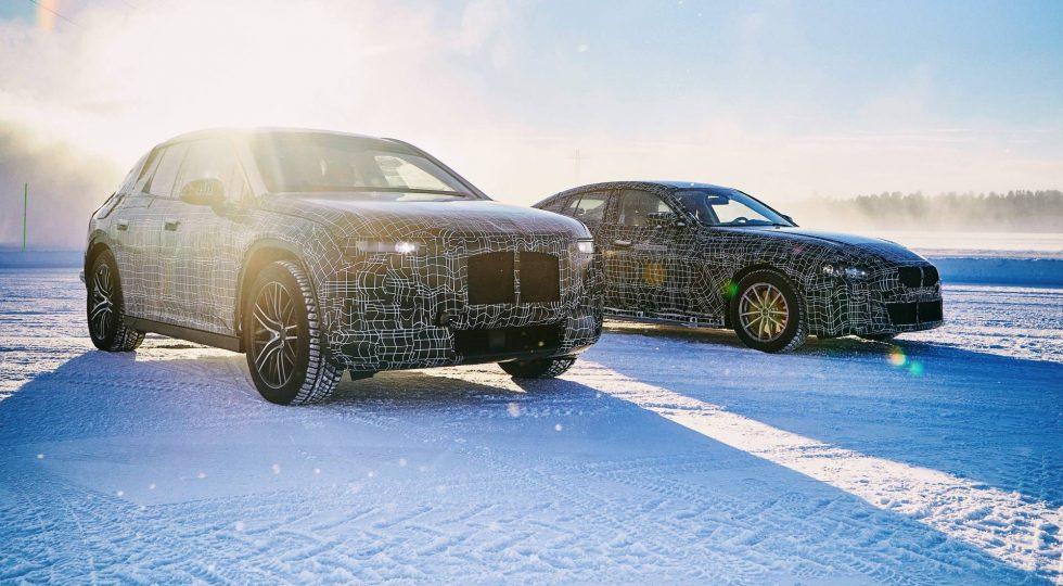 BMW electricos
