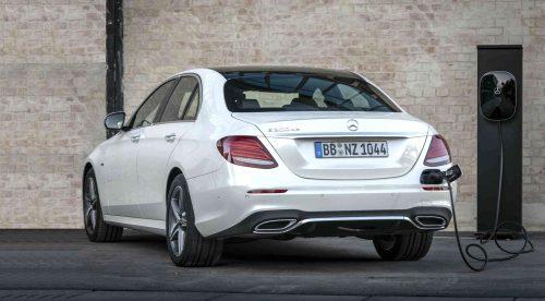 Mercedes apuesta por el híbrido enchufable: 10 modelos en 2019