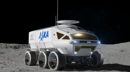 Un Toyota de hidrógeno para 'conquistar' la Luna