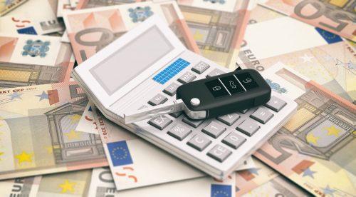 ¿Sabes cuánto cuesta al año tener un coche en propiedad?