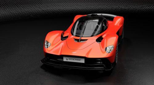 El Aston Martin Valkyrie tendrá 1.176 CV de potencia