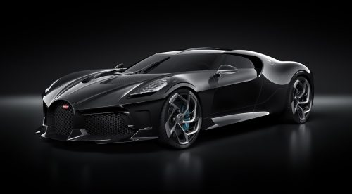 ¿Por qué el Bugatti La Voiture Noire cuesta 11 millones de euros?