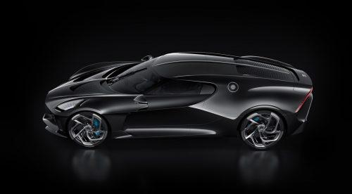 Todas las imágenes del Bugatti La Voiture Noire