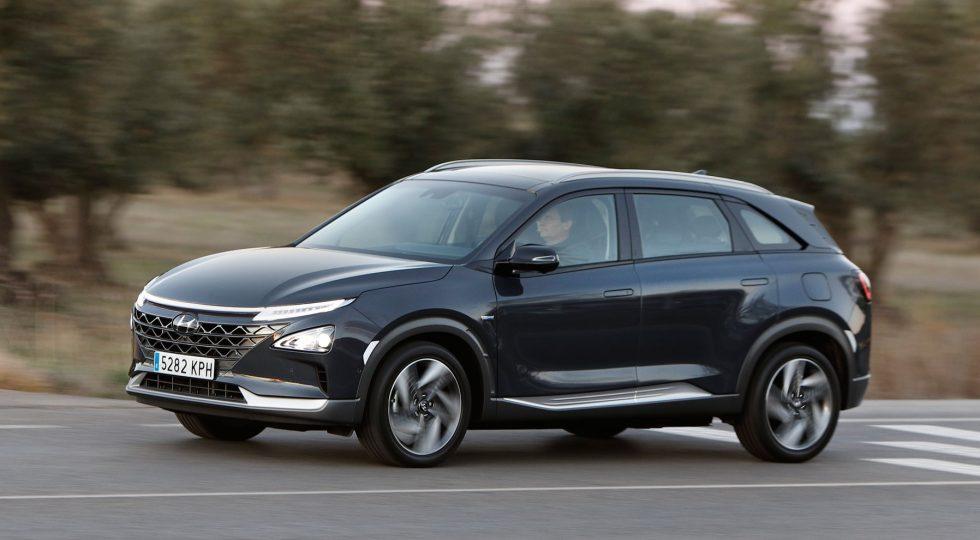 coches hidrogeno Hyundai Nexo