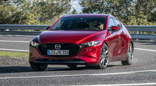 El guante de terciopelo del nuevo Mazda3