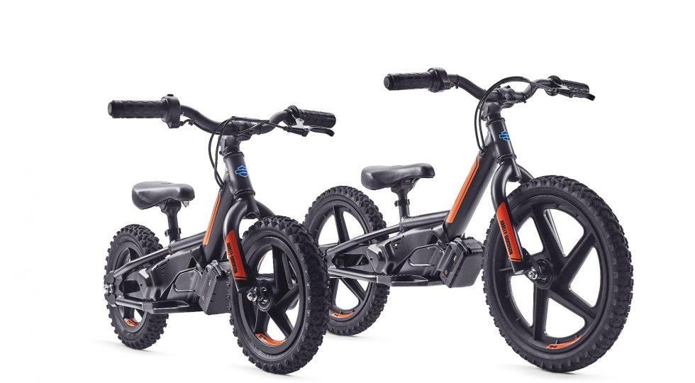 Lo próximo de Harley-Davison será una bici eléctrica para niños