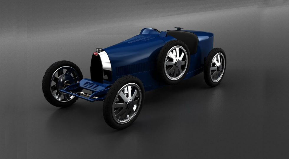Bugatti Type 35 Baby II