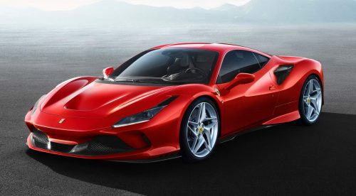 Ferrari F8 Tributo: 720 CV para el V8 más potente de la marca