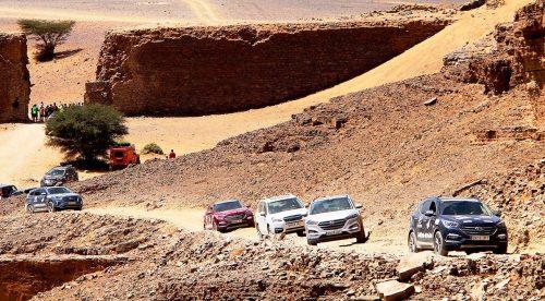 Prueba un Hyundai y llevarás agua al desierto de Marruecos
