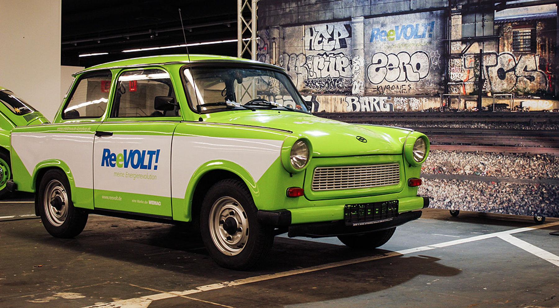 Los coches eléctricos inspirados en el pasado