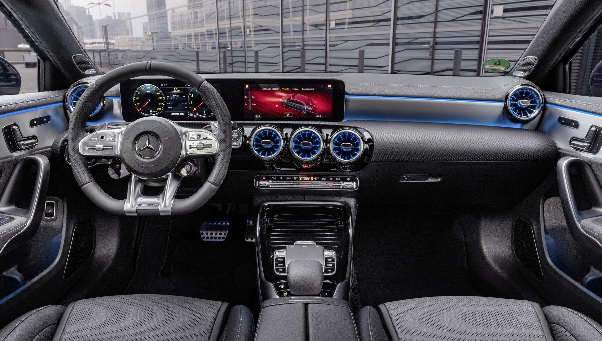 Mercedes AMG A 35 Sedan