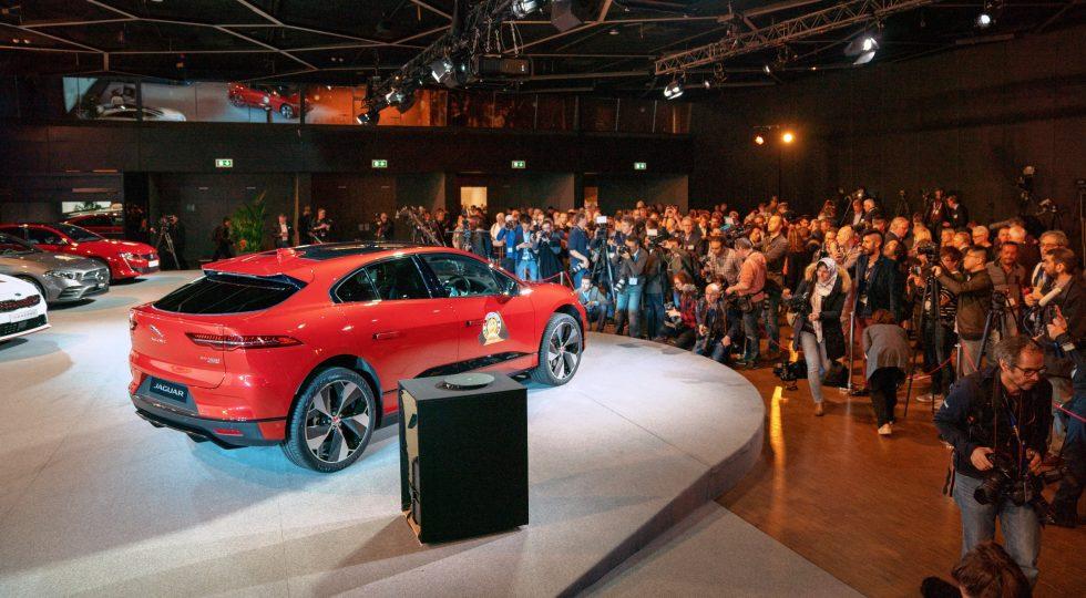 mejor coche electrico 2019
