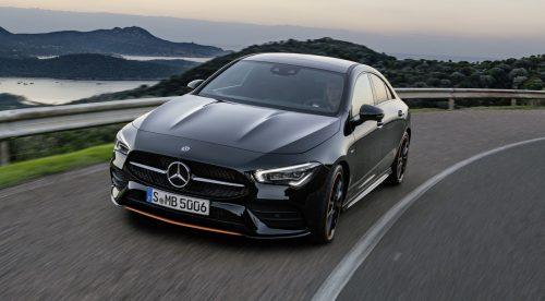 El Mercedes CLA Coupé, disponible desde 31.400 euros