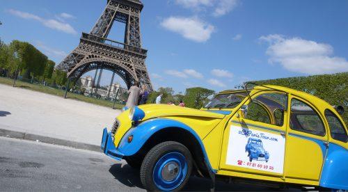 'Retrotours', el auge del turismo con coches clásicos