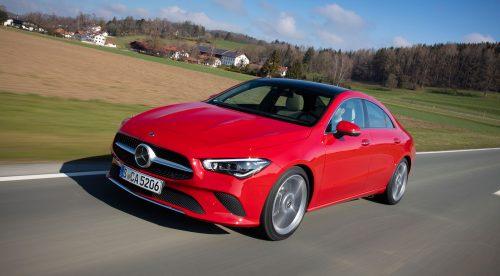 Mercedes CLA, el cupé compacto que más ayuda al conductor
