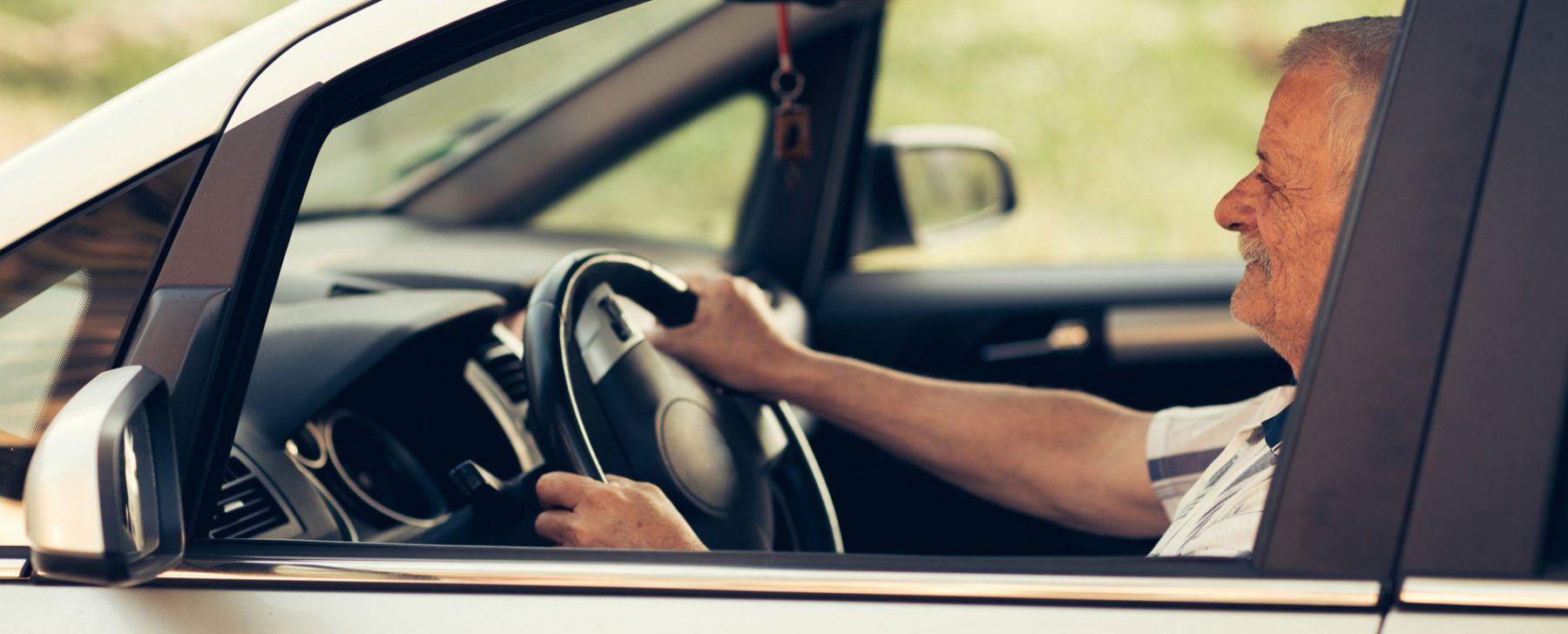 conducir con mas de 65 años
