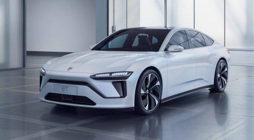 NIO ET: la gran alternativa china al Tesla Model 3