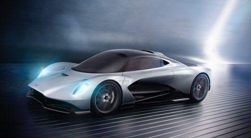 Aston Martin AM-RB 003: 1.000 CV a cambio de un millón de euros
