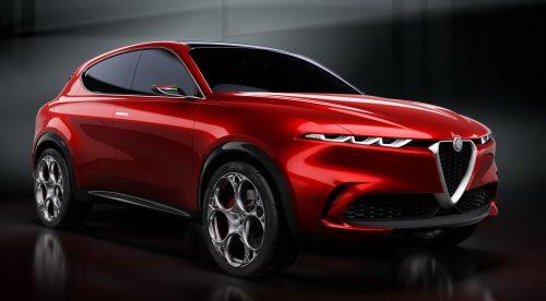 Alfa Romeo Tonale: el SUV compacto que está por venir