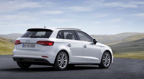Audi mejora su gama G-Tron: más autonomía a base de gas